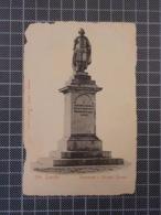 11.647) Angola Luanda Monumento A Salvador Correia Ed. Osório E Seabra /danificado Nas Margens - Angola
