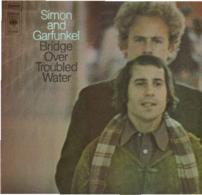 * LP * SIMON & GARFUNKEL - BRIDGE OVER TROUBLED WATER  (Germany 1970 EX!!!) - Disco, Pop