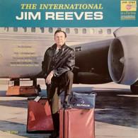 * LP * THE INTERNATIONAL JIM REEVES - Country & Folk