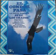 * LP * LOS CHACOS - EL CONDOR PASA (La Flute Magique) (France 1970 EX!!!) - Country En Folk
