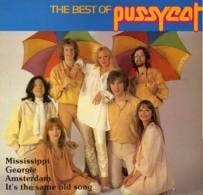 * LP * THE BEST OF PUSSYCAT (Holland 1979 EX!!!) - Country En Folk