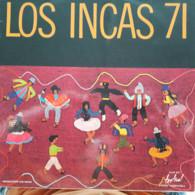 * LP * LOS INCAS 71 (France 1971 EX !!!) - Country En Folk