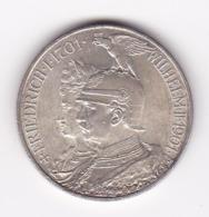 Nb_ Deutsches Reich Preussen  -  2 Mark  - 1901 (46) - 2, 3 & 5 Mark Argent