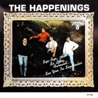 * LP * THE HAPPENINGS - BYE BYE, SO LONG, FAREWELL..SEE YOU IN SEPTEMBER (USA 1966) - Country En Folk