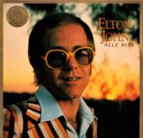 * LP * ELTON JOHN - ALLE HITS (Holland 1980) - Disco, Pop
