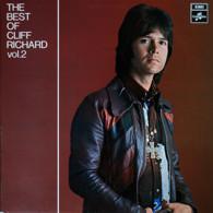 * LP * THE BEST OF CLIFF RICHARD Vol.2 (Holland 1972) - Disco & Pop