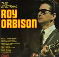 * LP * THE EXITING ROY ORBISON (England 1974 EX!!!) - Disco, Pop