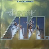 * LP * THE MAGIC OF BONEY M (Holland 1980) - Disco, Pop
