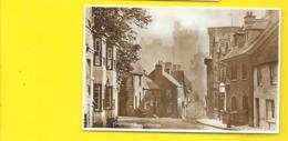 ARUNDEL Rare B & W A Quaint Corner Sussex - Arundel