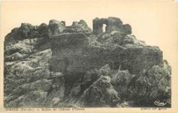 66 - SOREDE - RUINES DU CHÂTEAU - Autres Communes