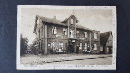 Freiburg Elbe,  Stade, Kehdinger Hof, Gelaufen 1928 - Stade