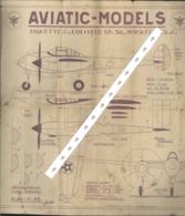 Aviatic-models Boulton Paul Défiant - Altri