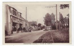 FONDETTES - L'arrêt De Vallières - Fondettes