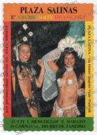 RICCIONE Plaza Latina Brasile Girls Girl Pin Up Dance Ballo - Rimini