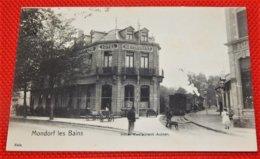 MONDORF-les-BAINS  -  Hôtel - Restaurant Aulner - Mondorf-les-Bains
