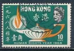°°° HONG KONG - Y&T N°238 - 1968 °°° - 1997-... Région Administrative Chinoise