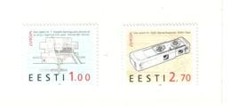ESTONIE 1994 EUROPA  Yvert: 245/46  NEUF MNH** - Europa-CEPT