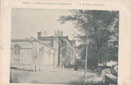 SAINTES - ENTREE DU COUVENT DE LA PROVIDENCE - Saintes