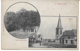 MARLY LE ROI (78160) Ruines D' Un Pavillon + Eglise - Marly Le Roi