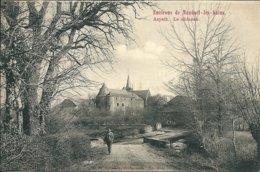 CPA ASPELT Mondorf Les Bains Frisange Environ Du Château Luxembourg Luxemburg - Mondorf-les-Bains