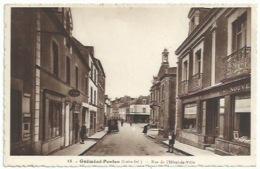 44 Guémené Penfao - Rue De L'hôtel De Ville - Guémené-Penfao