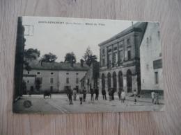 CPA 52 Haute Marne Doulaincourt Hôtel De Ville - Doulaincourt