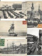 LOT DE 1000 CARTES DE FRANCE DIVERS A VOIR.  TOUTES EN PETIT FORMATS - Postcards