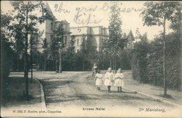 CPA SINT MARIABURG Brasschaat Kapellen Avenue Marie 1905 - Brasschaat