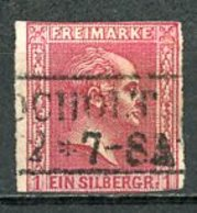 Allemagne   Y&T   11   Obl   ---    Mi  10    --   TB - Preussen
