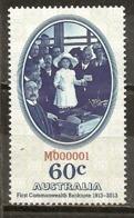 Australia 2013 First Banknote Obl - 2010-... Elizabeth II