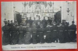 ANCONA - SASSOFERRATO , GRUPPO DEI PICCOLI MISSIONARI DI S. ANTONIO , RARA - Ancona