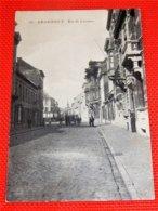 GERAARDSBERGEN   - GRAMMONT - Rue De  Lessines - Geraardsbergen