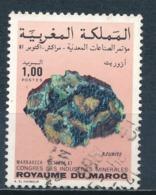 °°° MAROC - Y&T N°1039 - 1987 °°° - Marokko (1956-...)