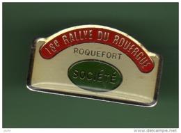 18e RALLYE DU ROUERGUE *** ROQUEFORT SOCIETE *** 1057 - Automobile - F1