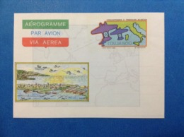 1983 ITALIA AEROGRAMMA POSTALE NUOVO NEW MNH** TRASVOLATA ATLANTICA 500 LIRE - Interi Postali