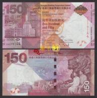 China Hong Kong 2015 150Dollars UNC Commemorative - Hong Kong