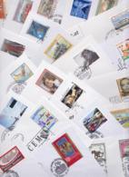 AUTRICHE AUSTRIA ÖSTERREICH Lot Varié De 317 Enveloppes Et Cartes Premier Jour FDC Ersttag First Day Covers Maximum Card - FDC