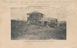 CPA SERBIE Campagne D'Orient 1914-18 Ferme Serbe à NEGOCANI Près Monastir - Serbie