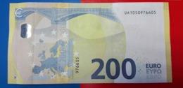 FRANCE 200 EURO - U003 B1 - Serie Europa - UA1050976605 - FRANCE U003B1 - UNC NEUF - 200 Euro