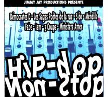 CD N°1608 - HIP-HOP NON-STOP - COMPILATION - Rap & Hip Hop