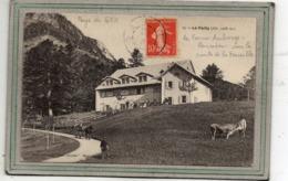 CPA - Environs De GEX (49) - Le PAILLY - Aspect De La Ferme-Auberge-Pension Sur La Route De Gex à La Faucille En 1910 - Gex