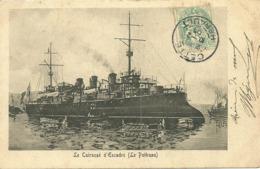 Le Cuirassé D' Escadre - LE POTHUAU - Oorlog