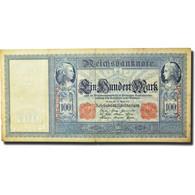 Billet, Allemagne, 100 Mark, 1910, 1910-04-21, KM:42, TB - 100 Mark