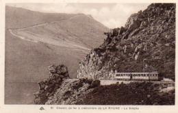 CP 64 Pyrénées Atlantiques La Rhune Chemin De Fer à Crémaillère La Brèche - Sonstige Gemeinden