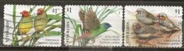 Australia 201-  Oiseaux Birds Obl - 2010-... Elizabeth II