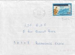 TP N° 3072 Seul Sur Enveloppe De  Paris Drouot - Marcophilie (Lettres)