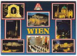 WIEN / VIENNE - Multivues - Autres