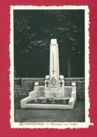 C.P. Tontelange =   Le  Monument  Aux  Fusillés  1940-1945 - Attert