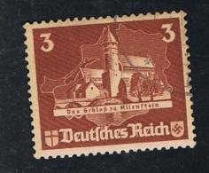 1935 23. Juni Int. Briefmarkenausstellung Mi DR 576 Sn DE B68a Yt DR 535 Sg DR 573 Gestempelt - Deutschland