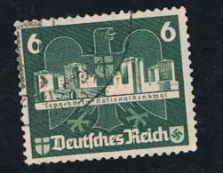 1935 23. Juni Int. Briefmarkenausstellung Mi DR 577 Sn DE B68b Yt DR 536 Sg DR 574 Gestempelt - Deutschland